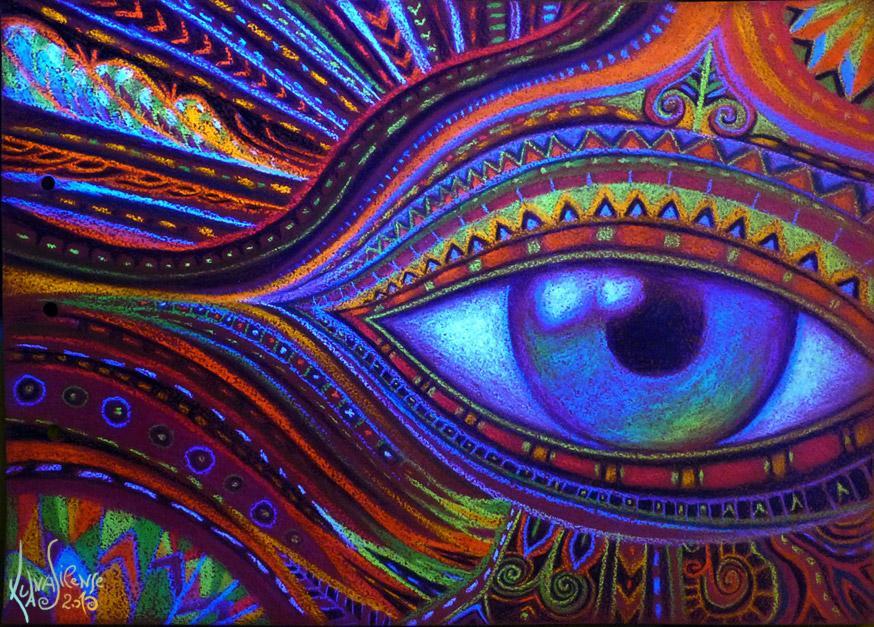 18 сентября 2017 «Расширенные состояния сознания « Беседы за чаем