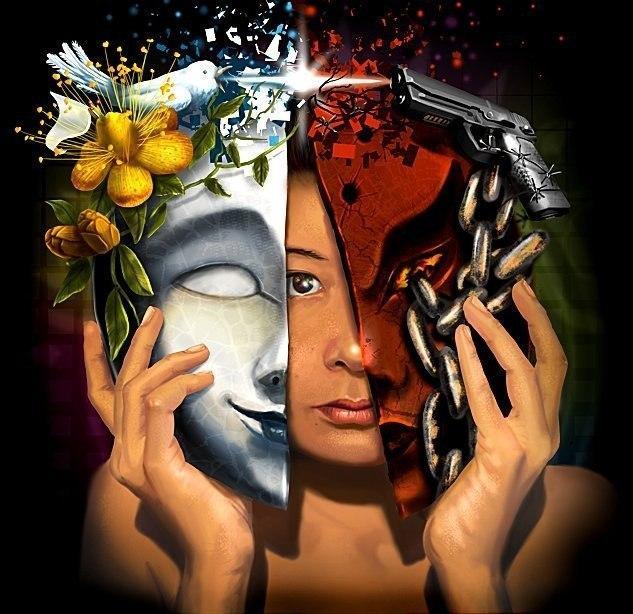 17,19,20 апреля 2014: Мои маски. В поисках истинного Я