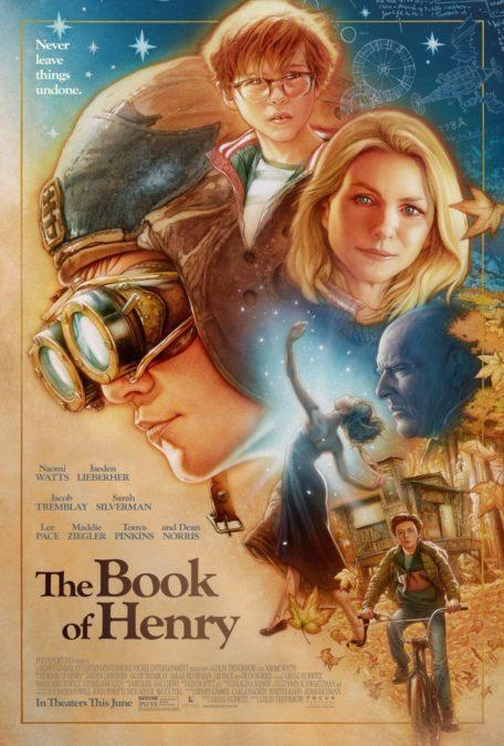 11 октября 2017 19.00-22.00 «Книга Генри» Кинойога на Заставской