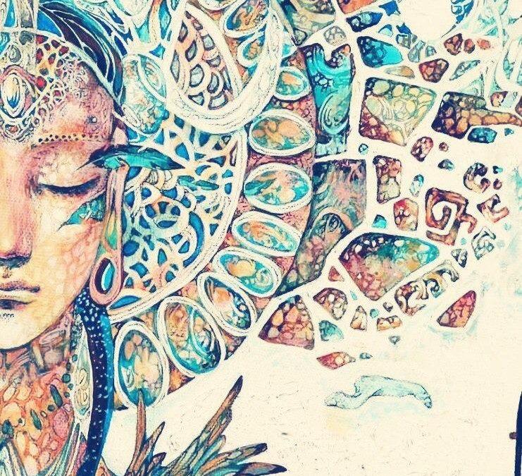3-4 августа «Языки души». Холотропное Дыхание™(Holotropic Breathwork™)