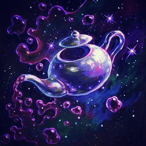 15 января 19.00: Беседы за чаем и творчеством «Закажи  свой год»