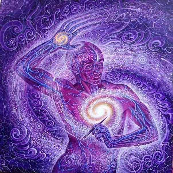 26 февраля 19.00 Беседы за чаем и творчеством расширенные состояния сознания