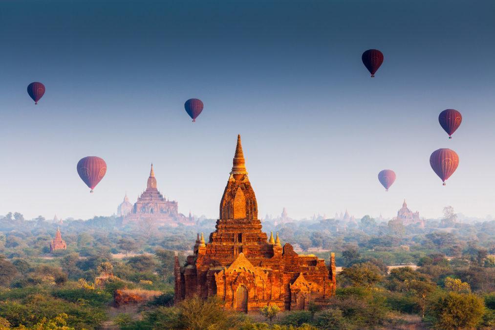 Мистическая Бирма Путешествие 7 ноября-22 ноября