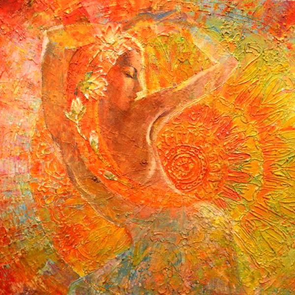 29-30 апреля Чувственный массаж+ энергетические практики Жизнь в потоке
