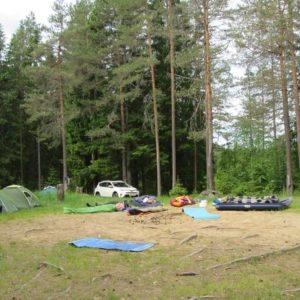 выездной лагерь