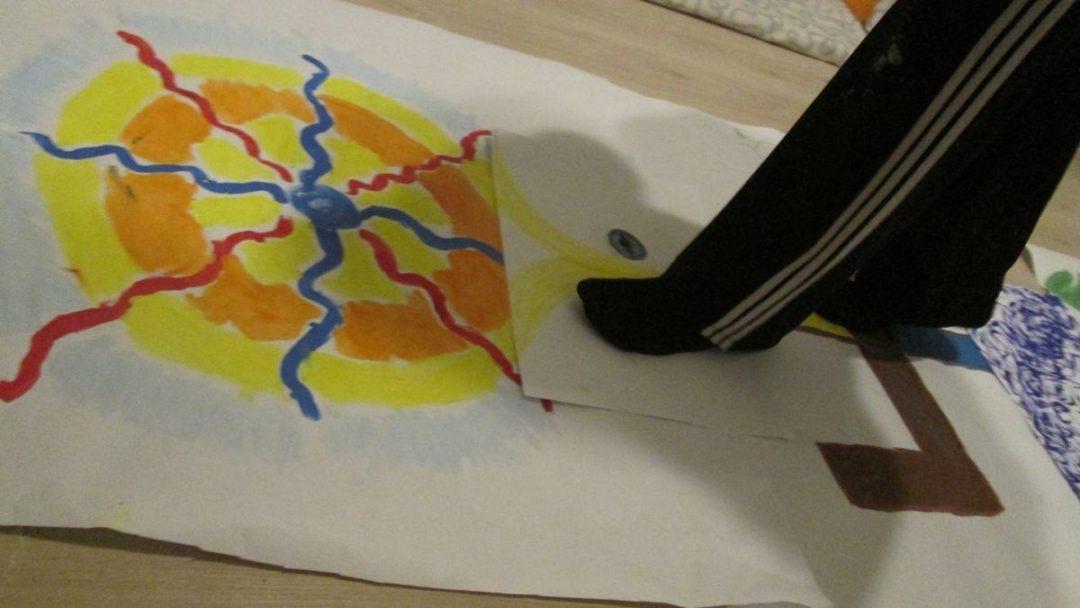 8 сентября Арт-практикум  «Телесная арт-терапия» Как найти ресурс, чтобы справиться с жизненными проблемами и быть счастливым.
