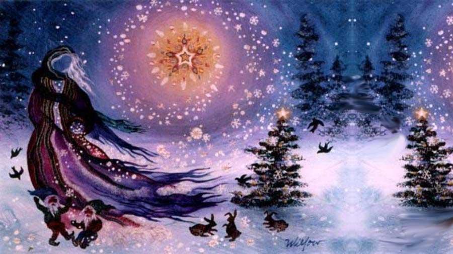 20-22 декабря » Холотропный уикенд: Зимнее Солнцестояние» Зимняя природа, классная компания и холотропное дыхание.